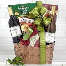 wine gift baskets delivered pacific northwest food experience gift basket gift basket company