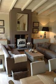Modern Country Home Interiors For Autumn  Winter Southport - Cosy living room decorating ideas