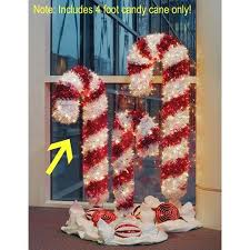Outdoor Candy Cane Lights by Cheap Candy Cane Yard Decorations Find Candy Cane Yard