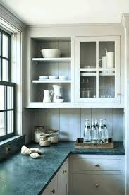 open style kitchen cabinets removing cabinet doors for open shelving cabinets shelving