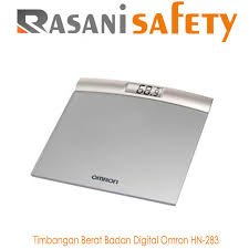 Timbangan Berat Badan Digital timbangan berat badan digital omron hn 283 rasani safety