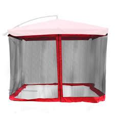 Patio Umbrella Table by Yescom 9ft Umbrella Mosquito Net Outdoor Patio Mesh Screen Anti