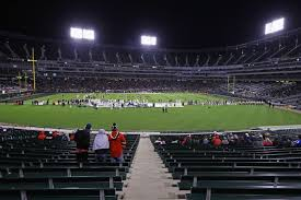 home of the white sox finally houses football south side sox
