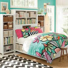 Teenagers Room Country Teenage Room With Beautiful Turquoise And White Floral