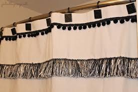 Shower Curtain Custom Diy Custom Shower Curtain In The Garage