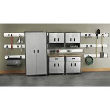 Garage Cabinet Set Gladiator 24 Inch Wall Cabinet Kobalt Wall Cabinet Slatwall Lowes