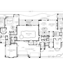 six bedroom floor plans 6 bedroom house plans home design ideas