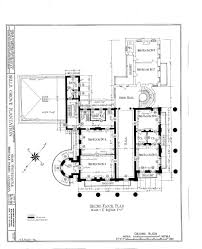Floor Plan For Mansion Floor Plans Belle Grove Plantation Mansion White Castle Louisiana