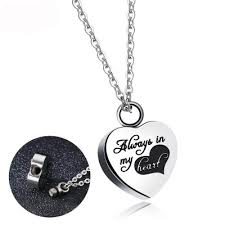 ashes pendant compare prices on heart ashes pendant online shopping buy low