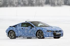 Bmw I8 Doors Open - scoop new photos reveal production bmw i8 hybrid sports coupe u0027s
