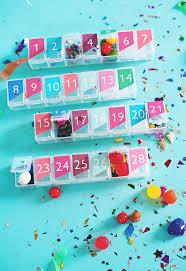 advent calendar pill box advent calendar a subtle revelry