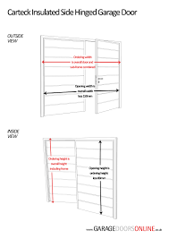 standard size garage garage double garage dimensions garage doors sizes available