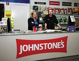 Advertiser Johnstone s in Galway now stocking wallpaper