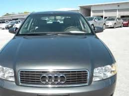 2004 Audi A4 Interior 2004 Audi A4 1 8t Leather Interior Sunroof Turbo 4 Cyl Youtube