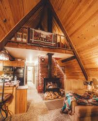 25 Best Small Cabin Designs by Interior Cabin Ideas Billingsblessingbags Org