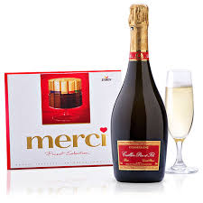 where to buy merci chocolates chagne with merci chocolates delivery in germany by