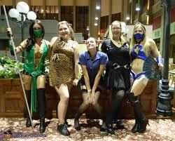 Jade Halloween Costume 36 Creative Group Halloween Costume Ideas