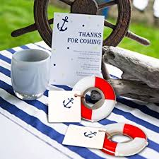 nautical baby shower favors aerwo 20pcs nautical baby shower favors saver