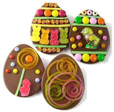 easter eggs decoration easter eggs decoration kit by chocolate by cocoapod chocolate