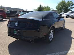Black Mustang For Sale 2013 Ford Mustang For Sale In Rapid City Sd 1zvbp8am6d5241426
