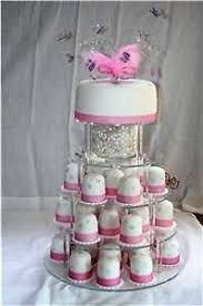 5 tier cupcake stand 5 tier acrylic cupcake stand united products llc