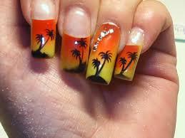 palmen nail art archive style nails magazine