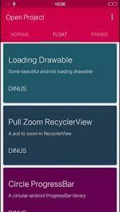 layout android refresh github dinuscxj recyclerrefreshlayout a pull to refresh layout