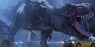 jurassic park car trex here u0027s what u0027jurassic park u0027 looked like before cgi business insider