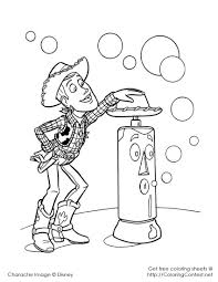 jessie toy story coloring pages toy story coloring pagesjpg on