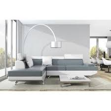 canapé angle gris blanc canap gris blanc stunning articles with canape convertible