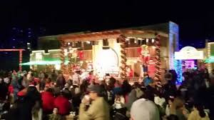 christmas lights in college station texas santa s wonderland college station texas youtube