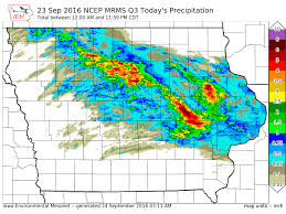 Iowa Road Conditions Map September 2016 Northeast Iowa Flood Review Preliminary