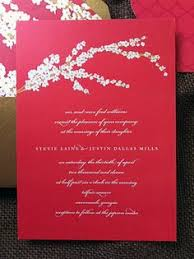 Cherry Blossom Wedding Invitations Cherry Blossom Wedding Inspiration Cherry Blossoms Cherries And