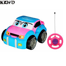 cartoon race car kawo cartoon taxi rc engineering truck race car radio control toy