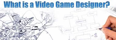 design art video what is a video game designer
