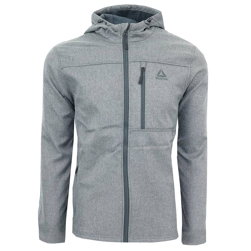 Reebok Hooded Softshell Jacket
