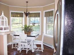 dining room idea dining room bay window ideas barclaydouglas