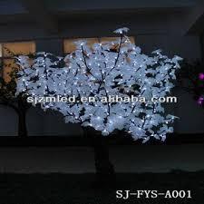 led maple tree light outdoor led tree lights maple leaf