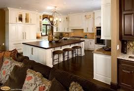 Kitchen L Shaped Island Kitchen Kitchen Design Astonishing Kitchen Floors On A Budget L