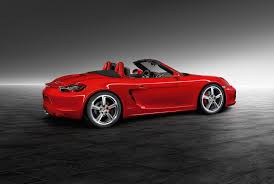 4 door porsche red porsche exclusive reveals u0027guards red u0027 boxster s