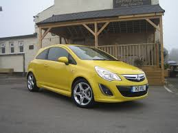 vauxhall yellow vauxhall puts finishing touches to corsa range wheel world reviews