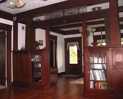 Home Interior Style Chic Craftsman Style Interior 5 Craftsman Style Interiors