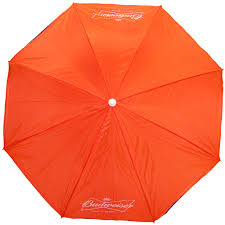 Bud Light Patio Umbrella Umbrella Budweiser Thin Pole Umbrellas By Budweiser Bud