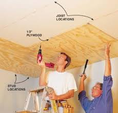 How To Put Up Tin Ceiling Tiles by Nail Up Tin Ceiling Tile Installation American Tin Ceilings
