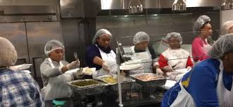 mozel sanders dinner expected to feed more than 40 000 this