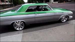 sick lowered cars 1962 chevrolet impala stockton california youtube