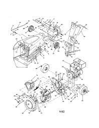 craftsman chipper shredder parts model 247775880 sears partsdirect