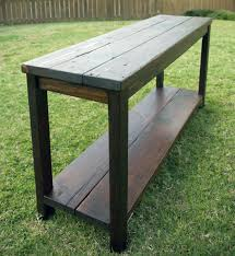 Reclaimed Wood Console Table Console Tables Reclaimed Wood Console Tables Ideas
