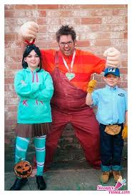 Family Disney Halloween Costumes by 10 Best Halloween 2016 Images On Pinterest Wreck It Ralph