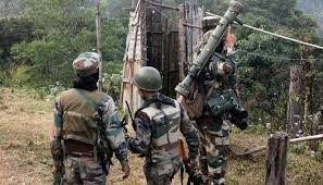 list of assam rifles two assam rifles jawans martyred six injured in ied explosion in